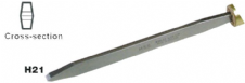 Flared Parting Tool - 3/16""
